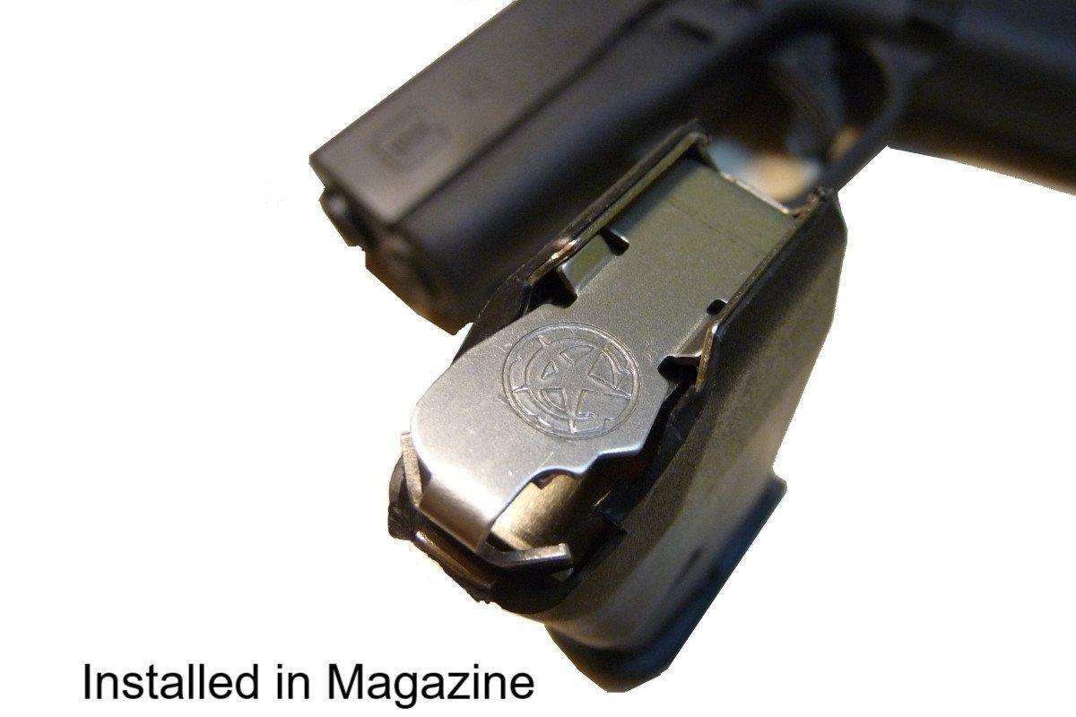 Glock 43 Magguts (+1)