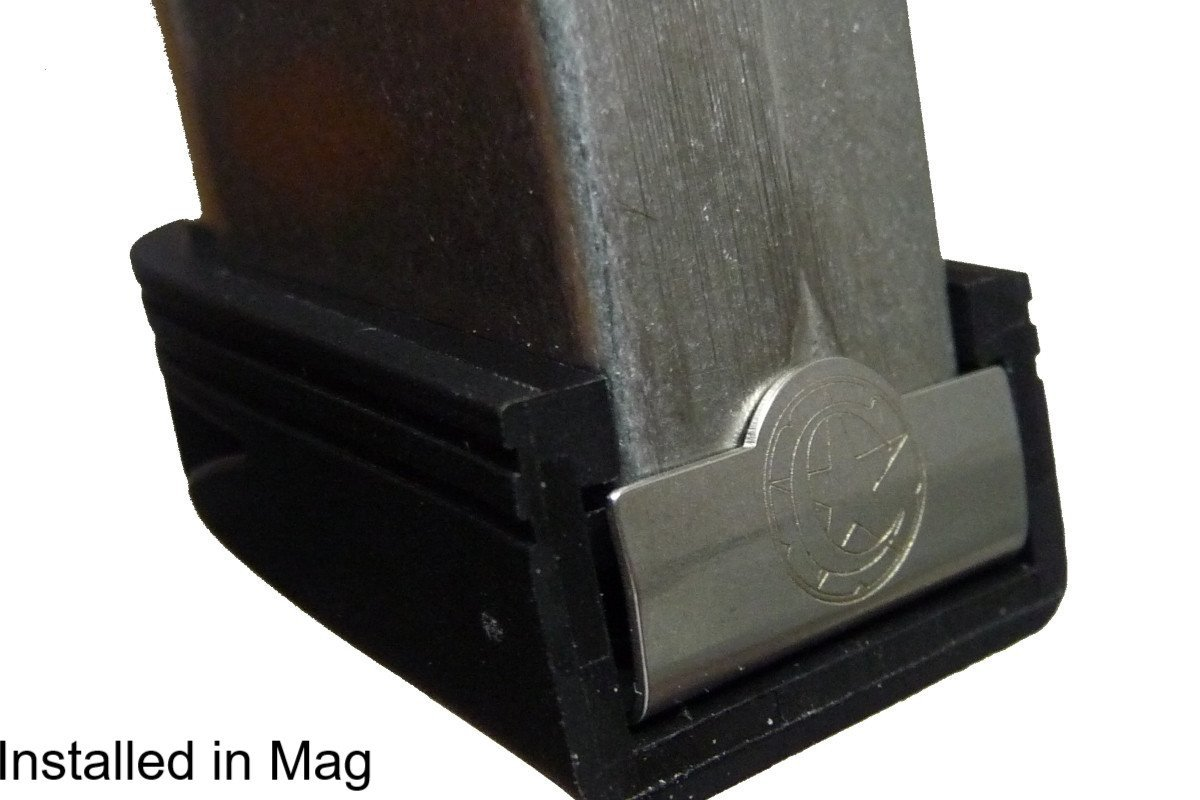 MagGuts M&P Shield 9mm Magazine Extension