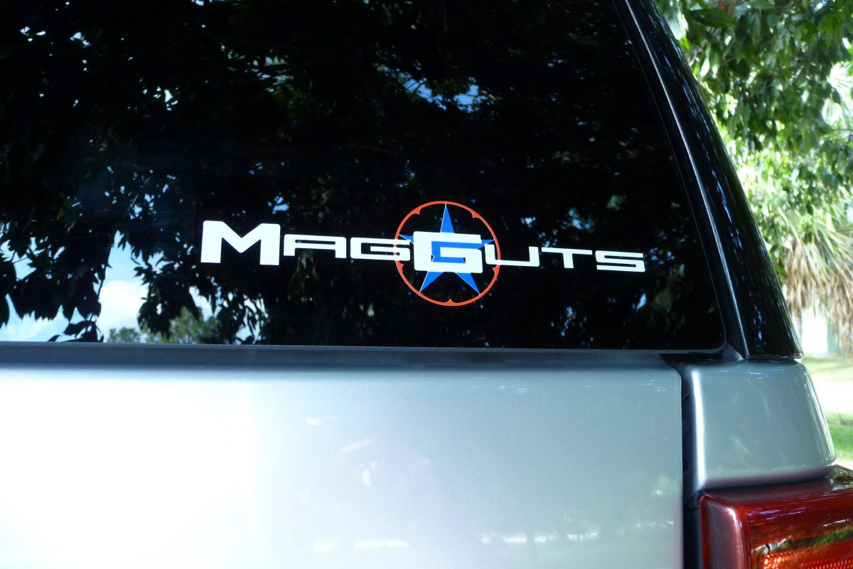 MagGuts Decal